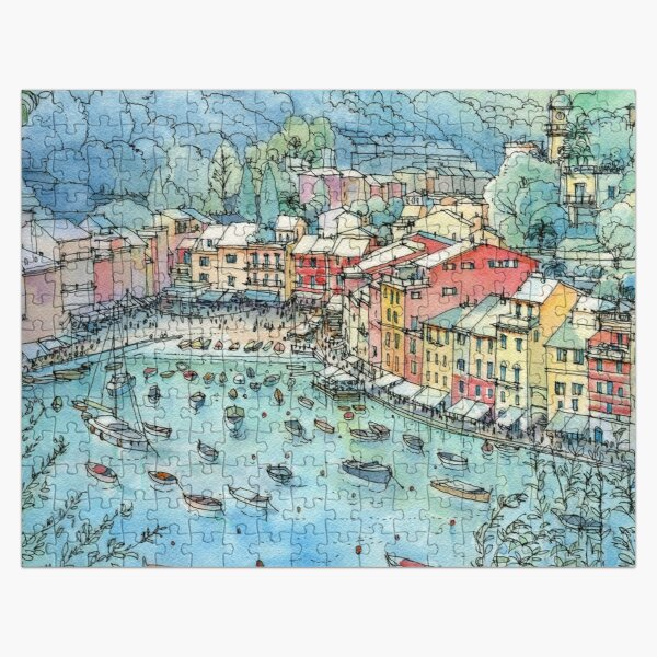 Portofino, Italy Jigsaw Puzzle
