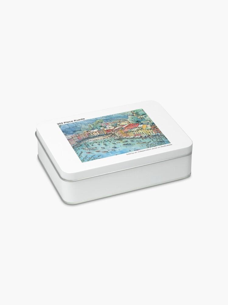 Alternate view of Portofino, Italy Jigsaw Puzzle