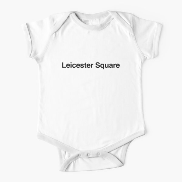 Leicester City Short Sleeve Baby One Piece Redbubble