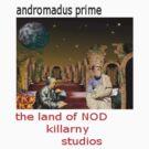 ANDROMADUS PRIME  by LeonRice