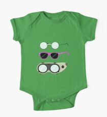 Glasses and Goggles- Potter/Starkid/Dr.Horrible One Piece - Short Sleeve