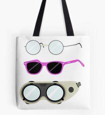 Glasses and Goggles- Potter/Starkid/Dr.Horrible Tote Bag