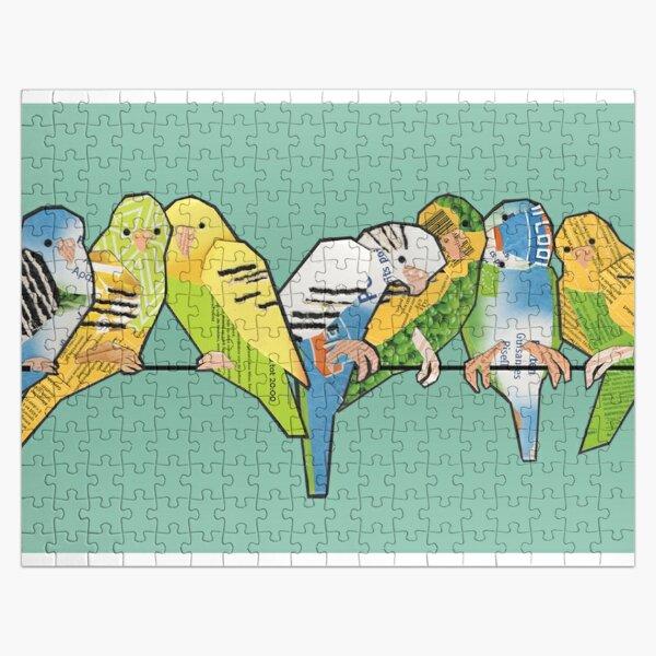 Budgerigar Jigsaw Puzzle