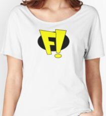 freakazoid logo Women's Relaxed Fit T-Shirt