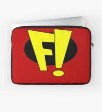 freakazoid logo Laptop Sleeve