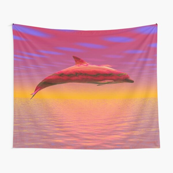 Dolphin Tapestry