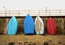 Boats by Nigel Bangert