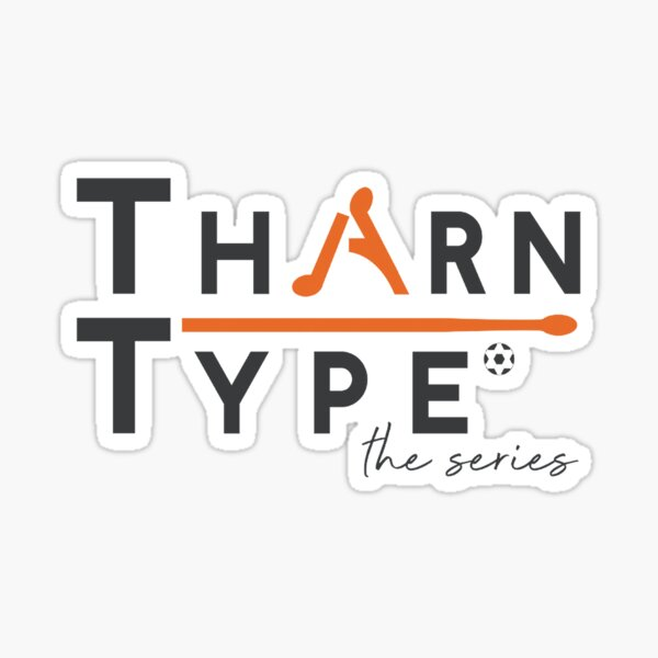 TharnType Shirt Sticker