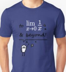 To infinity and beyond Slim Fit T-Shirt