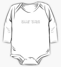 That's It Man, Game Over Man, Game Over One Piece - Long Sleeve