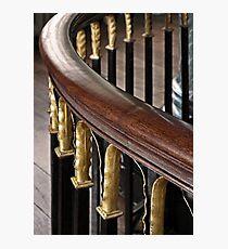 Grand Handrail Photographic Print