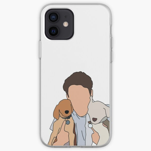 liam payne puppies iPhone Soft Case