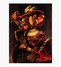 The Huntswoman. Photographic Print
