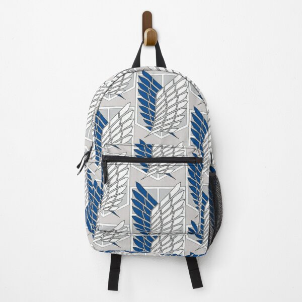The wings of freedom Backpack