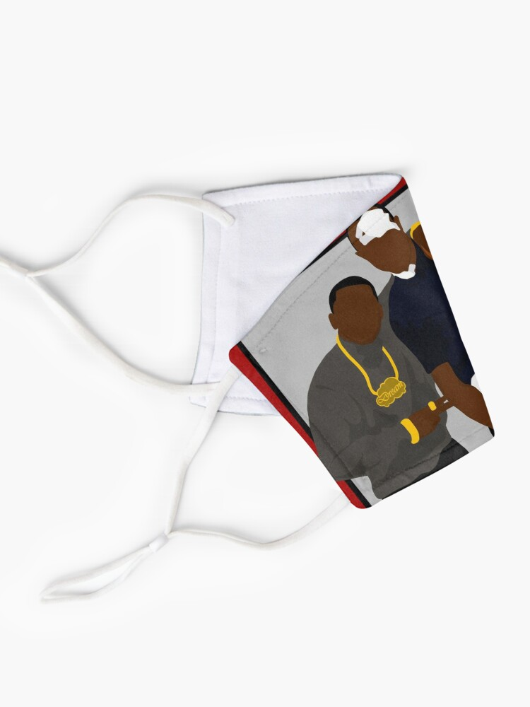 Alternate view of Paid In Full Mask