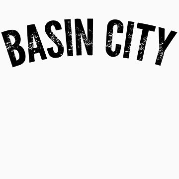 Basin City Shirt by typeo