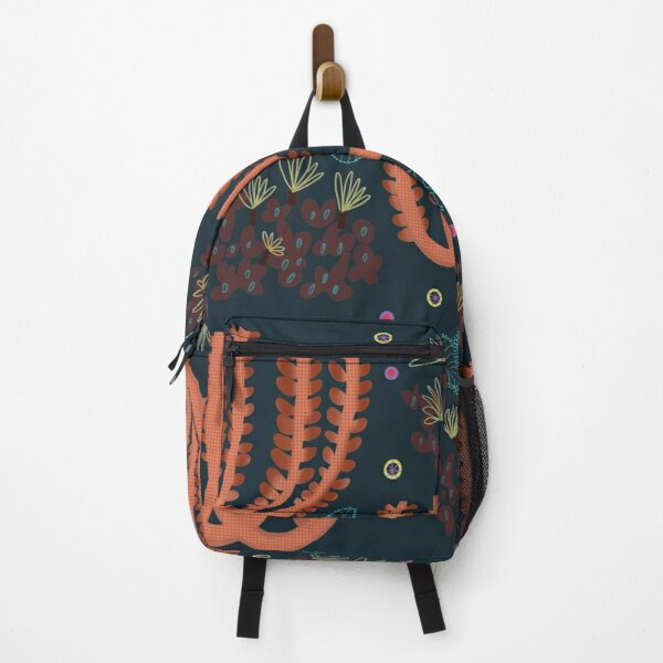 corals and plants Backpack