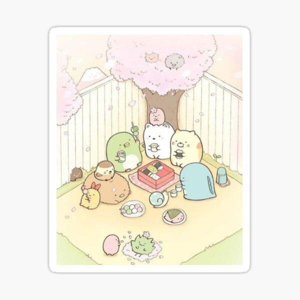 Sumikko Gurashi 19 Sticker