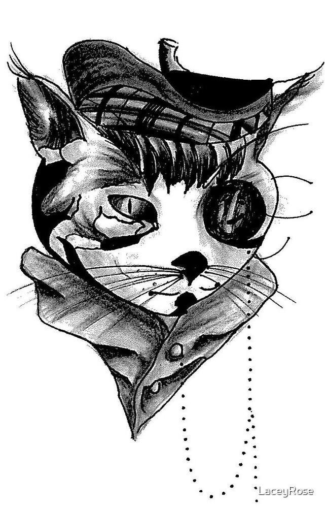 Hello, Feline by LaceyRose