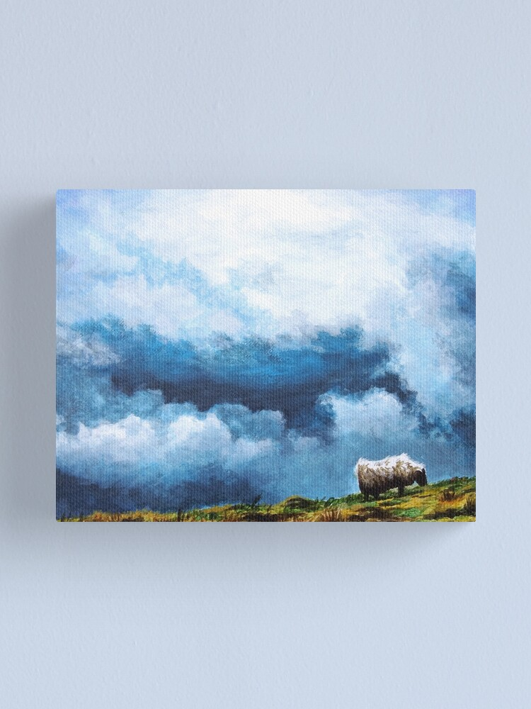 Alternate view of Dunkeld Landscape 1 Canvas Print
