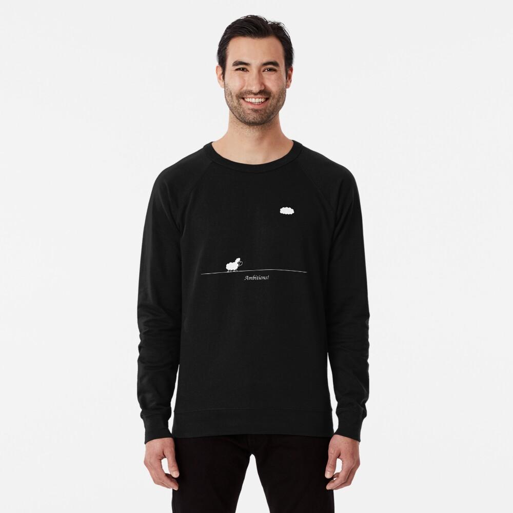 Ambitions! Lightweight Sweatshirt