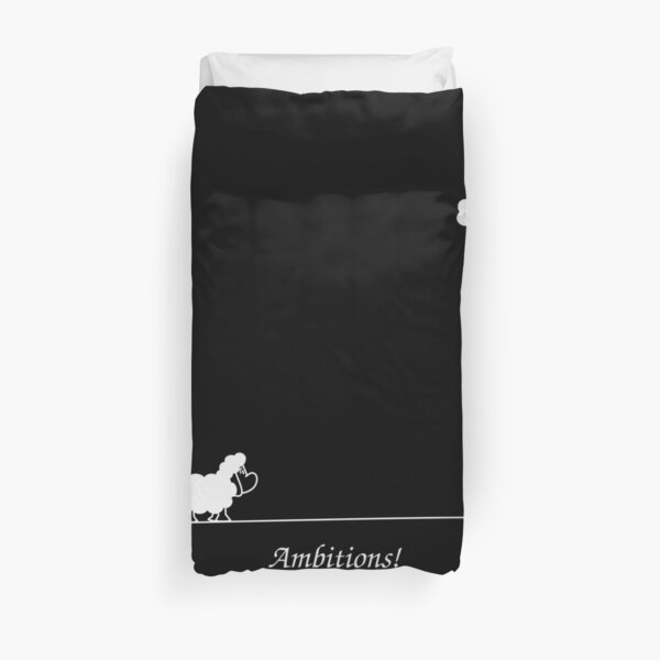 Ambitions! Duvet Cover
