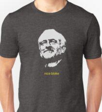Jeremy Corbyn 'nice bloke' Unisex T-Shirt