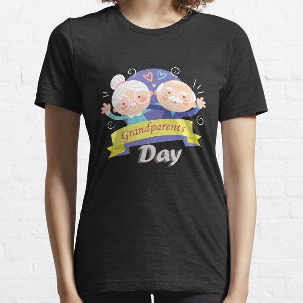 Happy GrandParents Day Essential T-Shirt