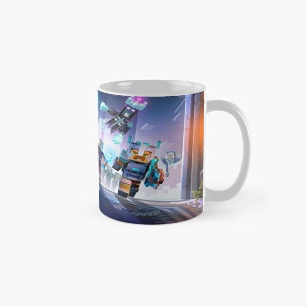 New minecraft dungeons Classic Mug