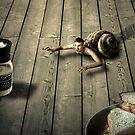 Suicidal SnailMan by Randy Turnbow