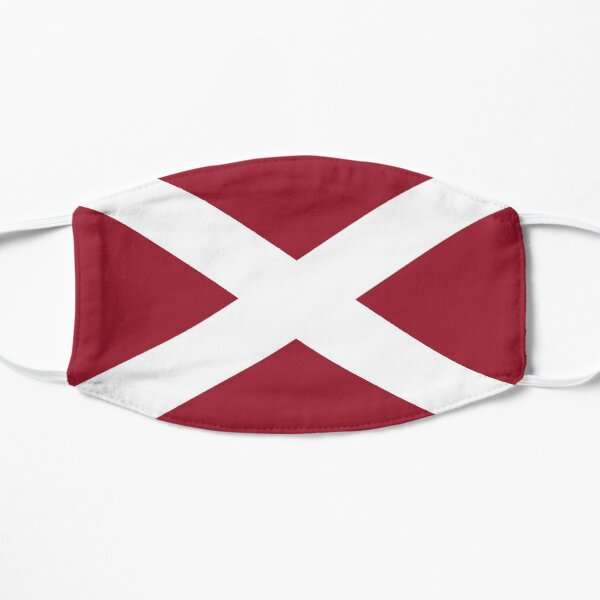 Hearts Scottish Saltire Mask