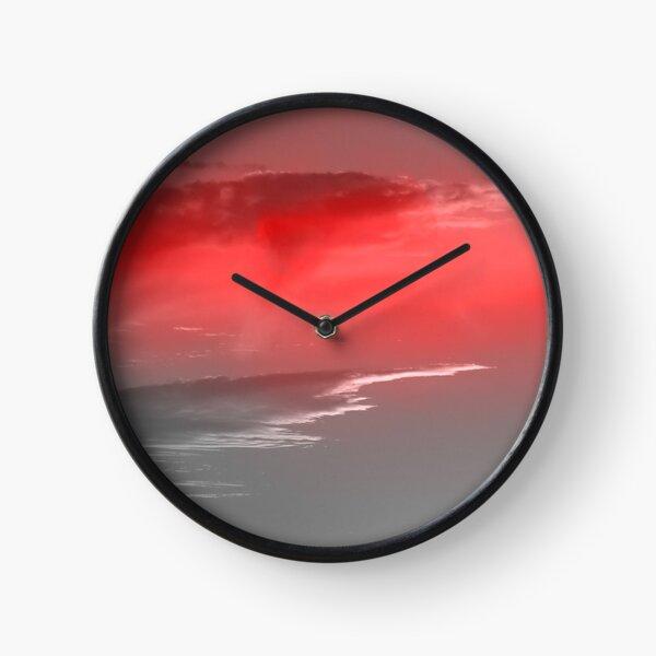 Beautiful Skies Clock
