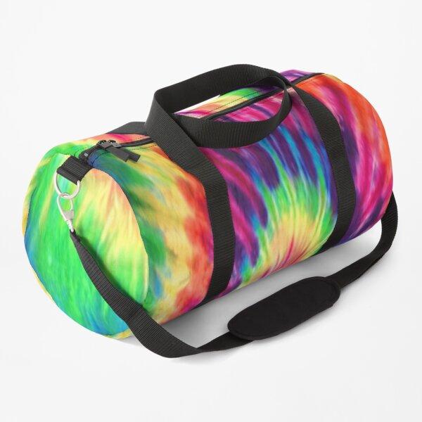 Tie Dye Multi / Rainbow Duffle Bag