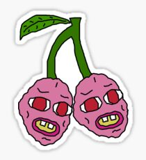 Cherry Bombs Sticker