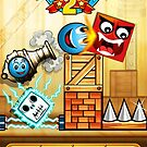 Tiny Ball Vs. Evil Devil 2 Addicting physics game - iPhone by johnmorris8755