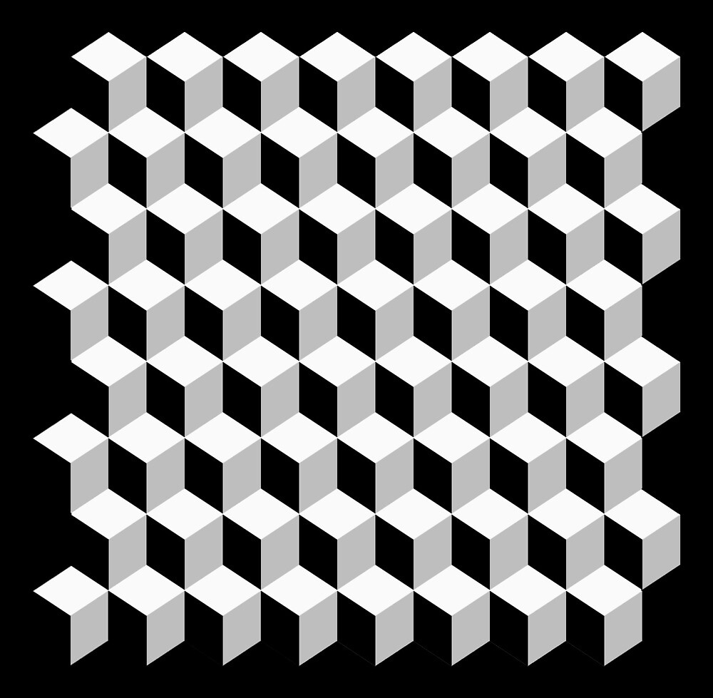 Cubes by Rupert Russell