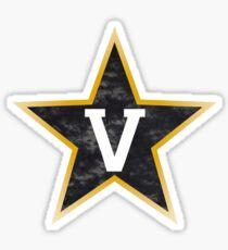 Vandy Tie Dye Star Sticker