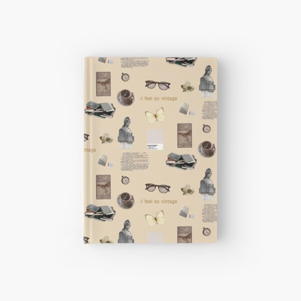 """For all the """"Dark Academia"""" lovers Hardcover Journal"""