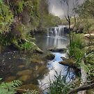 Mystic Highlands. by Warren  Patten