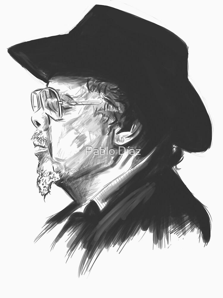 Charles Mingus by JazzTheRipper