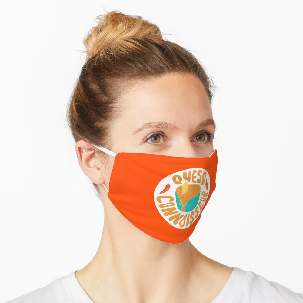 Queso Connoisseur Mask