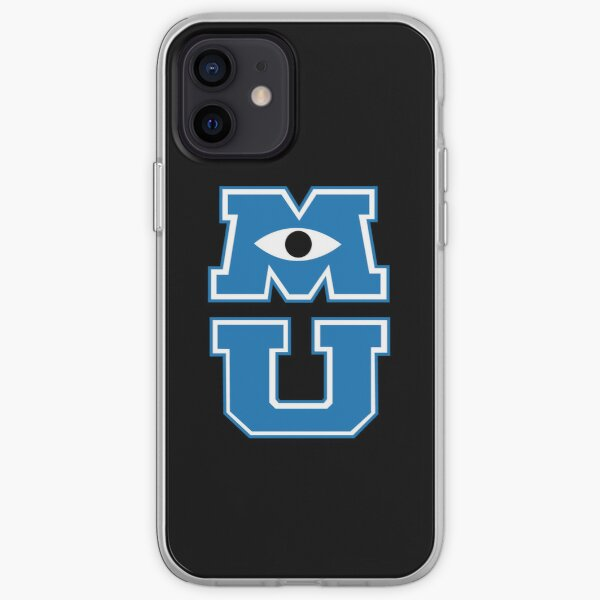 Caso de Iphone Monsters University Funda blanda para iPhone