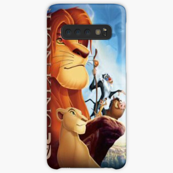 Lion King Samsung Galaxy Snap Case