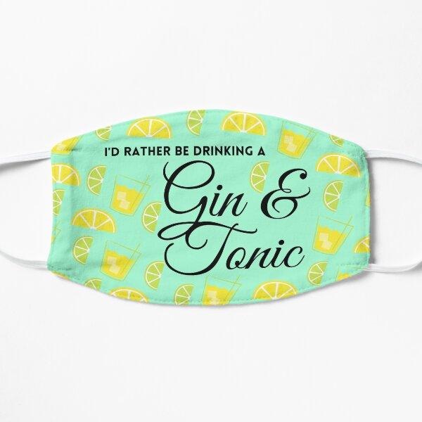 Gin & Tonic face mask Mask