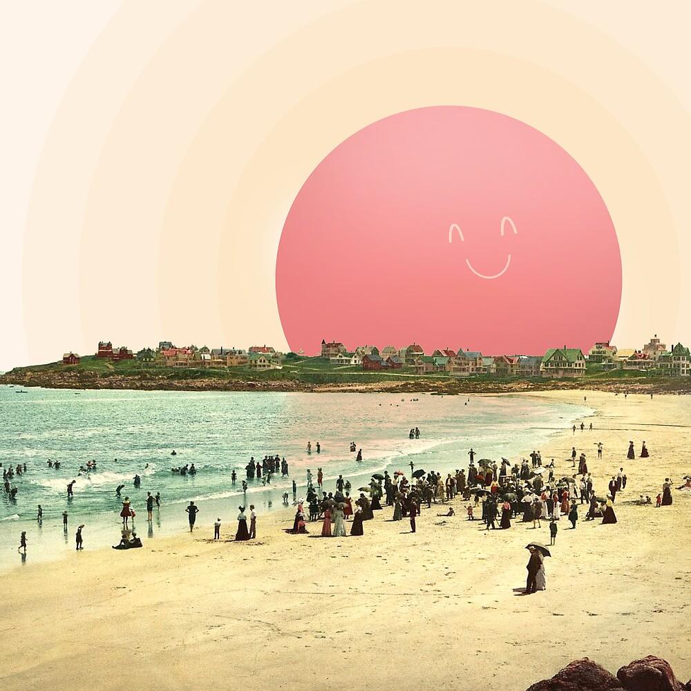 Proud Summer Sun by Zeke Tucker