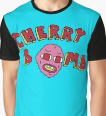 Cherry Bomb Graphic T-Shirt