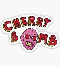 Cherry Bomb Sticker