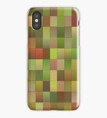 endless blocks iPhone Case/Skin