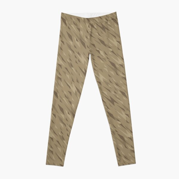 Camouflage Pattern 11 Leggings