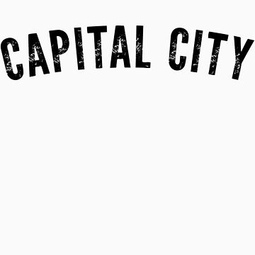Capital City Shirt by typeo